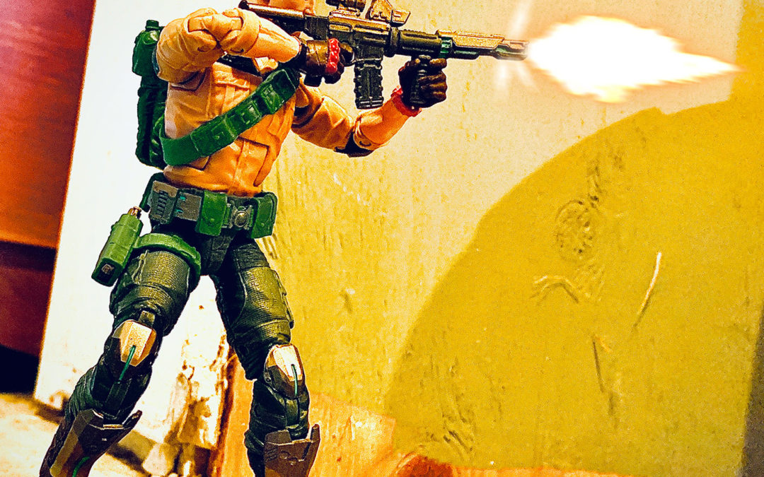 GeneralsJoes Reviews G.I. Joe: Classified Duke