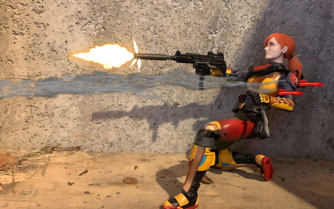 GeneralsJoes Reviews G.I. Joe: Classified Scarlett