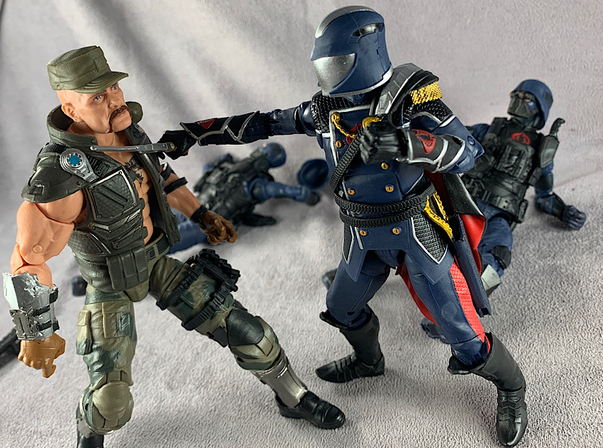 GeneralsJoes Reviews G.I. Joe: Classified Wave 2